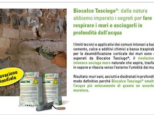 Biocalce Tasciugo 2a Mano