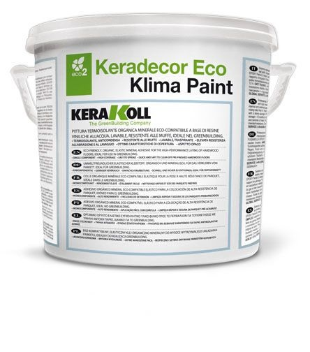 KERADECOR ECO KLIMA PAINT bianco